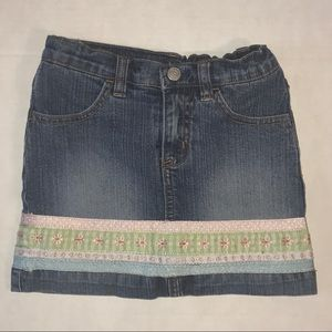 Lilly Pulitzer Denim skirt